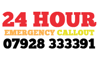 24hour emergency callout - 07928333391
